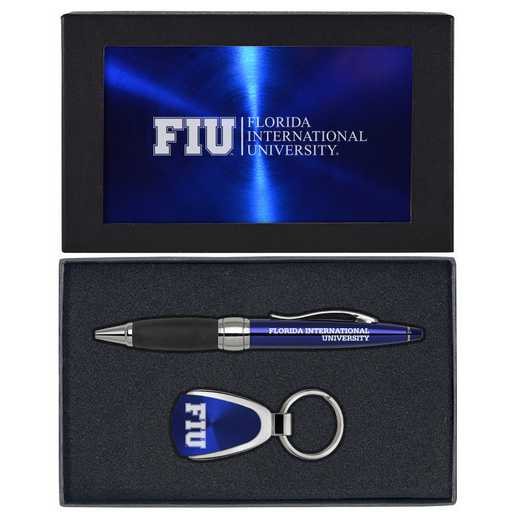 SET-A1-FIU-BLU: LXG Set A1 KC Pen, Florida International